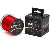 Карповая Монолеска - Orient Rods Link Line Fluo Red - 0,283 mm