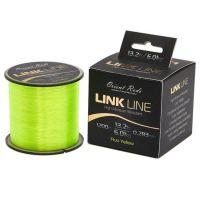 Карповая Монолеска - Orient Rods Link Line Fluo Yellow - 0,283 mm