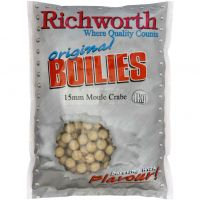 "Бойлы Richworth Original Boilies ""Moule Crabe"" (Краб)"