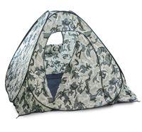 Палатка зимняя KAIDA (Winner) Белый камуфляж 2,3х2,3м