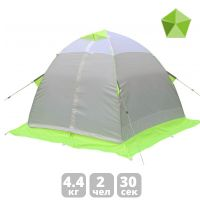 Зимняя палатка Лотос «LOTOS 2» - Зеленый