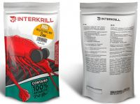 Пеллетс Interkrill - Krill MIX (Криль Микс) - 2 мм - 800 г