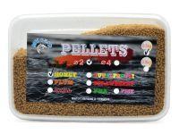 Пеллетс MV Carp Honey (Мед) - 0,5 кг