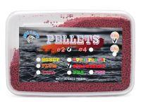 Пеллетс MV Carp Strawberry (Клубника) - 0,5 кг