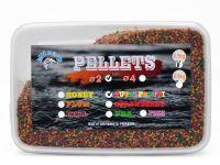 Пеллетс MV Carp Tutti-Frutti (Тутти-Фрутти)  - 0,5 кг