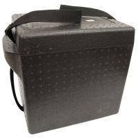 Ящик пенопластовый для рыбалки (термобокс) 25 литров