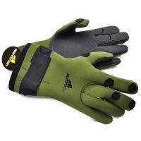 Перчатки Nordman неопреновые для зимней рыбалки - Хаки