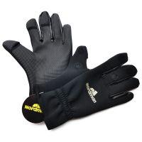 Перчатки неопреновые Nordman для рыбалки и активного отдыха - Черный