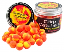 Бойлы pop-up Carp Catchers «Pineapple&Cranberry» 10mm