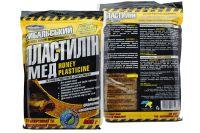 Пластилин Megamix - Мёд - 900 грамм