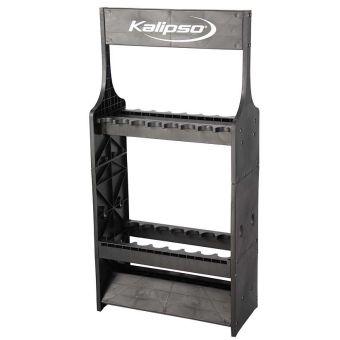 Подставка- витрина на 16 удилищ - Kalipso