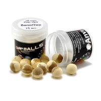 Mini Pop Ups CARPBALLS 10mm Banoffee (Баноффи)
