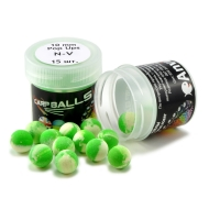 Mini Pop Ups CARPBALLS 10mm N-V (Зелень и специи)