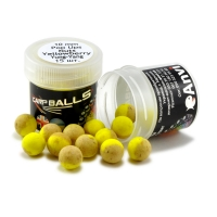 Mini Pop Ups CARPBALLS 10mm Nuts&Yellowberry Ying-Yang (орех и ягода)