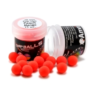 Mini Pop Ups CARPBALLS 10mm Peach&Mango (Персик и манго)