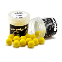 Mini Pop Ups CARPBALLS 10mm PEAS (горох)