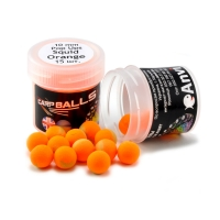 Mini Pop Ups CARPBALLS 10mm Squid Orange (Кальмар с апельсином)
