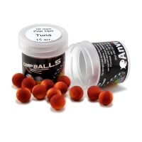 Mini Pop Ups CARPBALLS 10mm Tuna (Тунец)