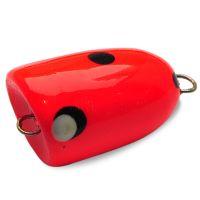 Поплавок Поппер Рыбацкая лавка - Красный (Чпок Фиш)