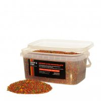 Прикормка Технокарп Method & PVA Micropellets Fruit & Fish Mix 1,5 кг