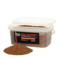 Прикормка Технокарп Method & PVA Micropellets Krill & Halibut Mix 1,5 кг