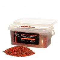 Прикормка Технокарп Method & PVA Micropellets Robin Red Mix 1,5 кг