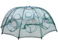Раколовка зонтик 10 входов - 10 граней
