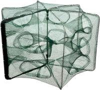 Раколовка шестигранная (книжка) на 12 входов