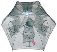Раколовка зонтик на 12 входов - 6 граней