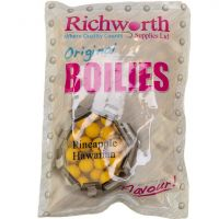 "Бойлы Richworth Original Boilies ""Pineapple Hawaiian"" (Ананас)"