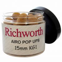 Плавающие бойлы Richworth Original Pop Ups - KG1 - 15 мм (200 мл)