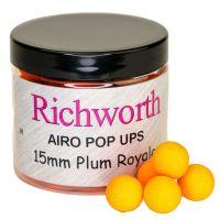 Плавающие бойлы Richworth - Plum Royale (слива) - 15мм