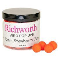 Плавающие бойлы Richworth - Strawberry Jam (Клубничный Джем) - 15мм