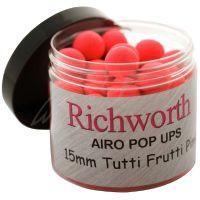 Плавающие бойлы Richworth - Tutti Frutti Pink - 15мм