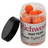 Плавающие бойлы Richworth Original Wafters - Tutti Frutti - 15mm (100 мл)