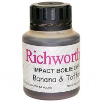 Дип для бойлов Richworth Banana Toffe Original - 130 мл
