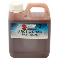 Дип для бойлов Richworth - S-Core3 Bait Soak Arctic Crab - 1000 мл
