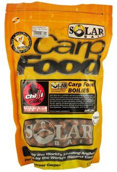 Бойлы Solar SHELF-LIFE - CHILLI CLUB - 14mm - 1kg