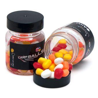 Плавающая силиконовая кукуруза в дипе CarpBalls - White Chocolate