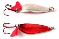 Блесна Spinnex Bass Silver/Red