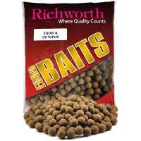 """Бойлы Richworth Euro Baits """"SQUID&OCTOPUS"""" (кальмар и осьминог)"""