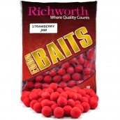 "Бойлы Richworth Euro Baits ""STRAWBERRY JAM""(клубничный джем)"
