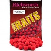 "Бойлы Richworth Euro Baits ""STRAWBERRY YOGHURT""(клубничный йогурт)"