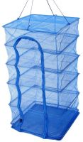 Сушка усиленная для рыбы - 5 полок - 50x50x100 см