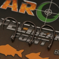 Крючки Gardner TARGET SPECI-BEAKED POINT HOOKS BARBED  - 10 шт.