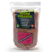 ТехноКарп Method Feeder Micro Pellets - Fruit mix - 750 грамм