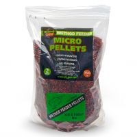 ТехноКарп Method Feeder Micro Pellets - Krill & Halibut Mix - 750 грамм