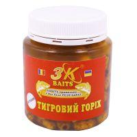 Тигровый орех (натуральный) 3k Baits - 350 грамм банка
