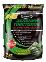 """Прикормка Megamix - """"Зеленый толстолоб"""" - 2 кг"""