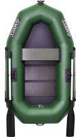 Надувная гребная ПВХ лодка Омега 190 LS